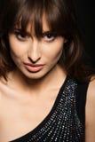 Woman closeup portrait Stock Photo