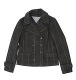 Woman clothes coat stock image