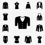 Woman clothes Royalty Free Stock Images