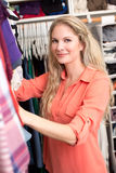 Woman clothes Stock Image