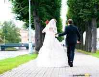 Woman couple wed 0121(62).jpg Stock Photos