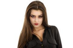 Woman with creative makeup. Beauty. Halloween Stock Photo