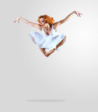 Woman dancer Royalty Free Stock Photos