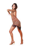 Woman dancer Stock Photo