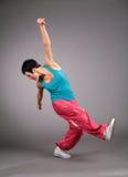 Woman Dances Sports Dance Royalty Free Stock Photo