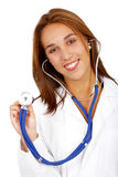 Woman doctor Royalty Free Stock Images