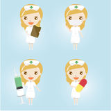 Woman doctor. Royalty Free Stock Photo
