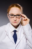 Woman doctor Stock Photography