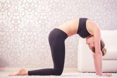 prenatal yoga stock photo image of abdomen portrait