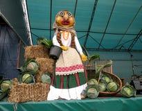 Woman- doll Stock Photo