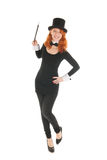 Woman dressed for party Royalty Free Stock Photography