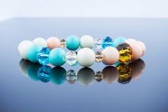 Bracelet jewelery Stock Images