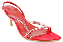 Woman elegance red shoe Royalty Free Stock Images