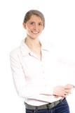Woman Entrepreneur Royalty Free Stock Image