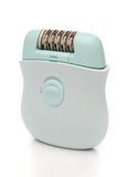 Woman epilator. From my objects series stock image