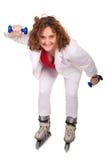 Woman exercise Royalty Free Stock Photos