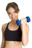Woman Exercising Royalty Free Stock Image