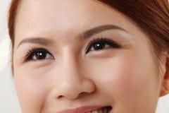 Woman eye Stock Image