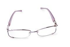 Woman eye glasses Stock Photography