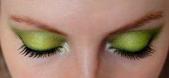 Woman eyes Stock Photos