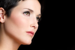Woman Face Royalty Free Stock Photo