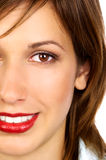 Woman face Stock Photography