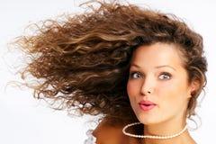 Woman face Stock Photos