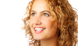Woman face Stock Photos