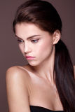 Woman face beauty Royalty Free Stock Photo