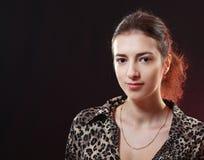 Woman face portrait Royalty Free Stock Photos