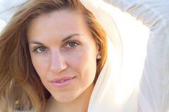 Woman face Royalty Free Stock Photos