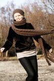 Woman Fashion Royalty Free Stock Image