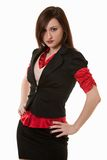 Woman fashion Stock Photography