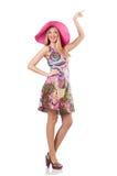 Woman in fashion c Stock Photo
