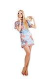 Woman in fashion Stock Photo