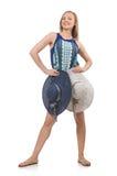 Woman in fashion Stock Photos