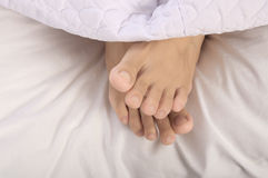 Woman Feet Royalty Free Stock Photo