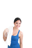 Woman in fitness Stock Photos