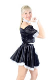 Woman French Maid Royalty Free Stock Image