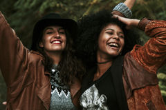 Woman friends Royalty Free Stock Photography