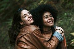 Woman friends Stock Image