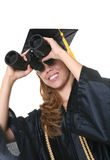Woman Graduate Stock Images