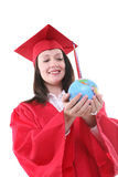 Woman Graduate Royalty Free Stock Images
