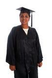 Woman Graduating Royalty Free Stock Photo