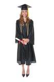 Woman Graduation Stock Images