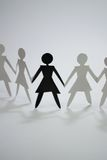 Woman group II Royalty Free Stock Image