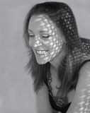 Woman happy Royalty Free Stock Photos