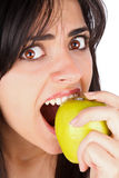 Sudden Toothache Royalty Free Stock Photography