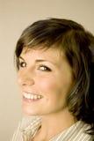 Woman headshot Stock Photos