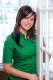 Woman At Home royalty free stock photos